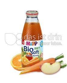 Produktabbildung: Hipp Saft, Früchte - Karotte 0,5 l