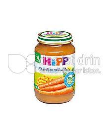 Produktabbildung: Hipp Gemüse Karotte-Mais 190 g