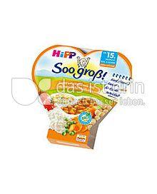 Produktabbildung: Hipp Soo groß! Menüs