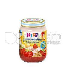 Produktabbildung: Hipp Guten-Morgen-Müesli Erdbeere-Joghurt 160 g
