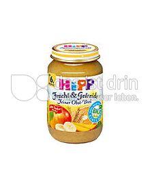 Produktabbildung: Hipp Frucht & Getreide Feiner Obstbrei 190 g
