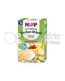 Produktabbildung: Hipp Guten-Morgen-Getreidebrei Bircher-Müesli 250 g