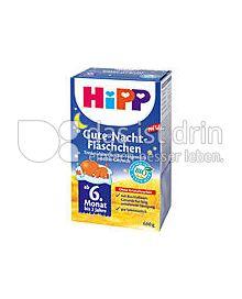 Produktabbildung: Hipp Gute-Nacht-Fläschchen