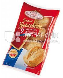 Produktabbildung: Conditorei Coppenrath & Wiese Unsere Goldstücke 9 Baguettebrötchen 540 g