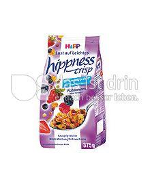Produktabbildung: Hipp hippness crisp Waldbeere 375 g