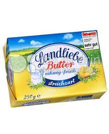 Produktabbildung: Landliebe Tafelbutter 250 g