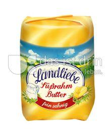 Produktabbildung: Landliebe Süßrahmbutter 250 g