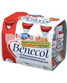 Produktabbildung: Emmi Benecol Erdbeer 390 ml