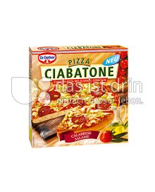 Produktabbildung: Dr. Oetker Ciabatone