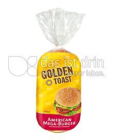 Produktabbildung: GOLDEN TOAST American Mega Burger 300 g