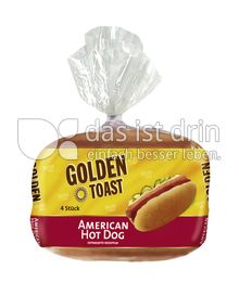 Produktabbildung: GOLDEN TOAST American Hot Dog 250 g