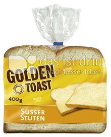 Produktabbildung: GOLDEN TOAST Süßer Stuten 400 g