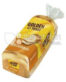 Produktabbildung: GOLDEN TOAST Weissbrot geschnitten 750 g