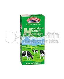 Produktabbildung: Ravensberger H entrahmte Milch 1 l