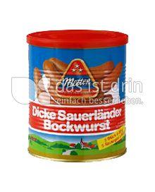 Produktabbildung: Metten Dicke Sauerländer 400 g
