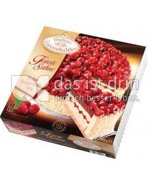 Produktabbildung: Conditorei Coppenrath & Wiese Feinste Sahne Himbeer-Bourbon-Vanille-Torte 1800 g