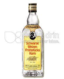Produktabbildung: Schwarze & Schlichte Schwarze Weizen Frühstücks Korn 0,7 l