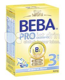 Produktabbildung: Nestlé BEBA PRO Folgemilch 3 600 g