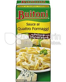 Produktabbildung: Buitoni Sauce ai Quattro Formaggi 350 ml