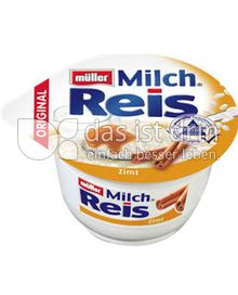 Produktabbildung: Müller Milchreis® Original Zimt 200 g