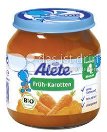 Produktabbildung: Nestlé Alete Früh-Karotten 125 g
