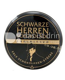 Produktabbildung: Sarotti Schwarze Herrenschokolade Edelbitter 100 g