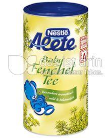 Produktabbildung: Nestlé Alete Baby Fenchel-Tee 100 g