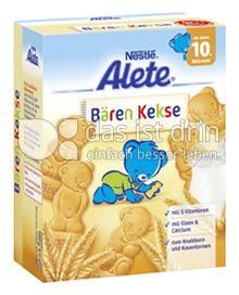 Produktabbildung: Nestlé Alete Bären Kekse 180 g