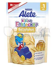 Produktabbildung: Nestlé Alete Kleine Entdecker Butterkeks 180 g