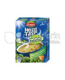 Produktabbildung: Erasco Heisse Tasse Broccoli-Creme 3 St.