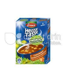 Produktabbildung: Erasco Heisse Tasse Consommé-Rinderkraftbrühe 3 St.