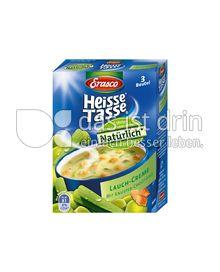Produktabbildung: Erasco Heisse Tasse Lauch-Creme 3 St.