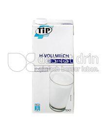 Produktabbildung: TiP H-Vollmilch 1 l
