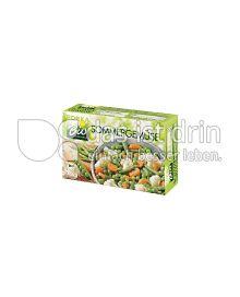 Produktabbildung: Bio Wertkost Sommergemüse 450 g