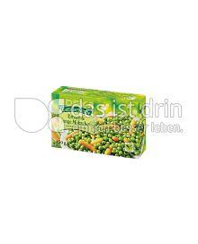 Produktabbildung: Edeka Gemüse Küche Erbsen & Junge Möhrchen 450 g
