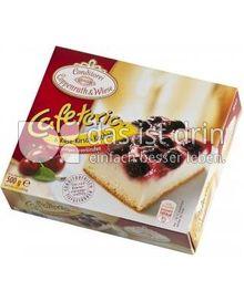 Produktabbildung: Conditorei Coppenrath & Wiese Cafeteria 6 Käse-Kirsch-Kuchen 500 g
