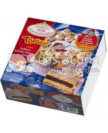 Produktabbildung: Conditorei Coppenrath & Wiese Törööö! Erdbeer-Schoko-Sahne-Torte 500 g