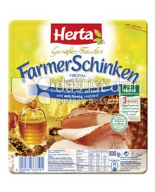 Produktabbildung: Herta Genießer-Freuden FarmerSchinken Virginia 100 g