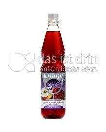 Produktabbildung: Kumpf Sportiv Apfel-Kirsch-Schorle 0,5 l