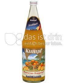 """Produktabbildung: Kumpf """"Mediterran"""" Orangensaft 1 l"""