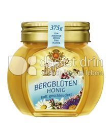 Produktabbildung: Langnese Honig Bergblütenhonig 375 g