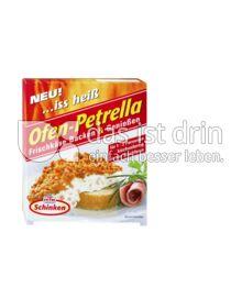 Produktabbildung: Petri Feinkost Ofen-Petrella 225 g