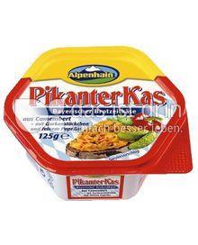 Produktabbildung: Alpenhain PikanterKas 125 g