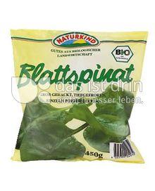 Produktabbildung: Naturkind Blattspinat 450 g