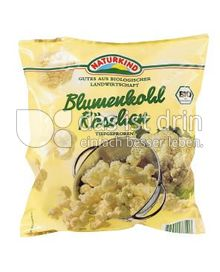 Produktabbildung: Naturkind Blumenkohl Röschen 450 g