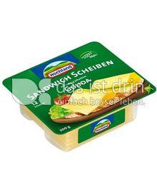 Produktabbildung: Hochland Sandwich Scheiben Gouda 200 g