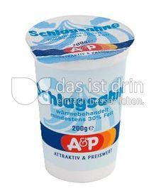 Produktabbildung: A&P Frische Schlagsahne 200 g
