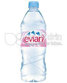 Produktabbildung: Evian Natürliches Mineralwasser 1,5 l