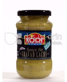 Produktabbildung: Kochs Gravad Lachs Sauce 140 ml