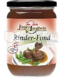 Produktabbildung: Jürgen Langbein Rinder-Fond 500 ml
